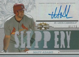 2014 Topps Triple Threads Baseball Says the Darndest Things 5