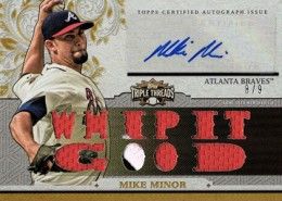 2014 Topps Triple Threads Baseball Says the Darndest Things 17