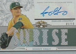 2014 Topps Triple Threads Baseball Says the Darndest Things 18