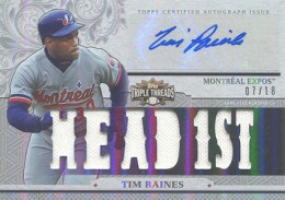 2014 Topps Triple Threads Baseball Says the Darndest Things 6