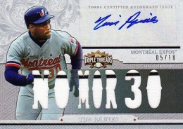 2014 Topps Triple Threads Baseball Says the Darndest Things 19