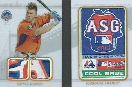 2014 Topps Triple Threads Baseball Cards 25
