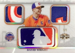 2014 Topps Triple Threads Baseball Cards 24