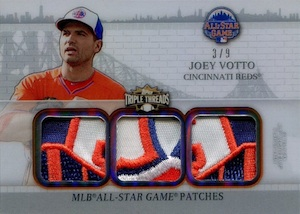 2014 Topps Triple Threads Baseball Cards 21