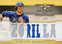 2014 Topps Triple Threads Baseball Says the Darndest Things 23