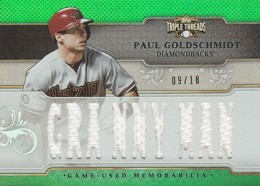 2014 Topps Triple Threads Baseball Says the Darndest Things 8