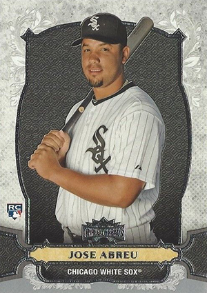 Top Jose Abreu Rookie Card and Prospect Cards 14