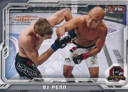 2014 Topps UFC Champions Nickname Variations Guide 25