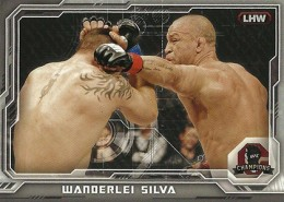 2014 Topps UFC Champions Nickname Variations Guide 27