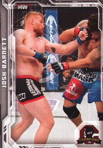2014 Topps UFC Champions Nickname Variations Guide 41