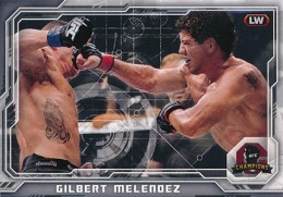 2014 Topps UFC Champions Nickname Variations Guide 13
