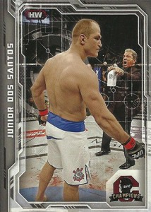 2014 Topps UFC Champions Nickname Variations Guide 1