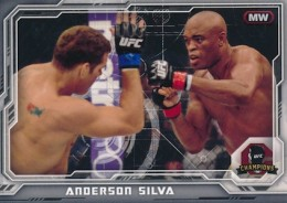 2014 Topps UFC Champions Nickname Variations Guide 39