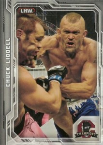 2014 Topps UFC Champions Nickname Variations Guide 47