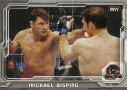 2014 Topps UFC Champions Nickname Variations Guide 9