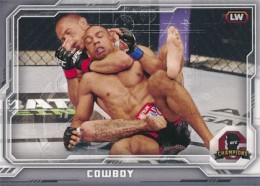 2014 Topps UFC Champions Nickname Variations Guide 18