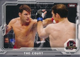 2014 Topps UFC Champions Nickname Variations Guide 10