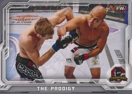 2014 Topps UFC Champions Nickname Variations Guide 26