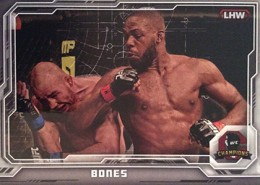 2014 Topps UFC Champions Nickname Variations Guide 30