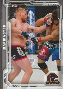 2014 Topps UFC Champions Nickname Variations Guide 42