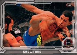 2014 Topps UFC Champions Nickname Variations Guide 4
