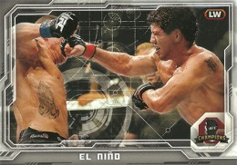 2014 Topps UFC Champions Nickname Variations Guide 14