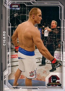 2014 Topps UFC Champions Nickname Variations Guide 2