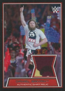 2014 Topps WWE Road to WrestleMania Trading Cards 32