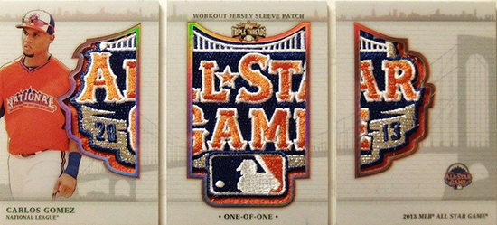 What's Hot in 2014 Topps Triple Threads Baseball? 1