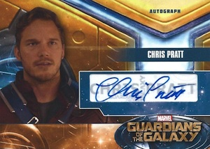 2014 Upper Deck Guardians of the Galaxy Trading Cards 29