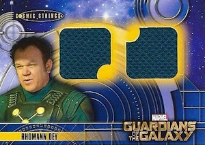 2014 Upper Deck Guardians of the Galaxy Cosmic Strings Relic