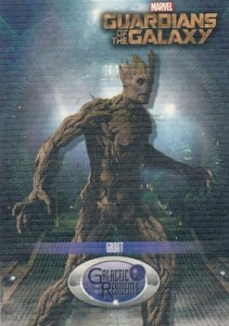2014 Upper Deck Guardians of the Galaxy Galactic Residents