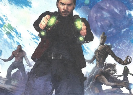 2014 Upper Deck Guardians of the Galaxy Trading Cards 44