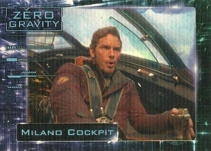 2014 Upper Deck Guardians of the Galaxy Trading Cards 45
