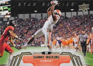 Sammy Watkins Rookie Card Guide and Checklist 65