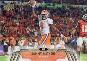 Sammy Watkins Rookie Card Guide and Checklist 66