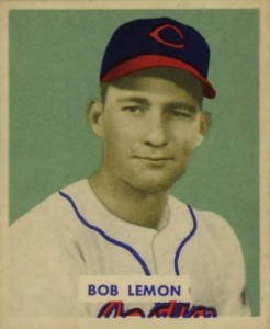 Top 10 Bob Lemon Baseball Cards 10
