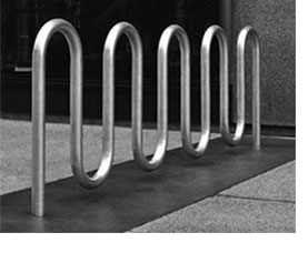 Brandir bike rack