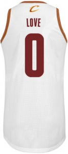 Cleveland Cavaliers Kevin Love Authentic Jersey