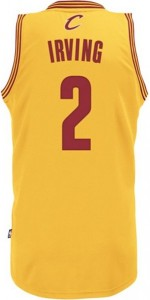 Cleveland Cavaliers Kyrie Irving Swingman Jersey