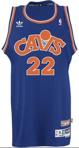 Cleveland Cavaliers Larry Nance Hardwood Classic Jersey