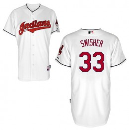 Cleveland Indians Authentic Jersey