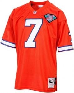 Denver Broncos Vintage Retro Jersey