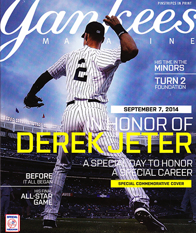 Farewell, Captain: 10 Derek Jeter Retirement Collectibles 2