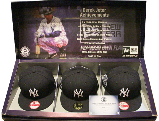 Top 10 Derek Jeter Retirement Collectibles da6a8849034