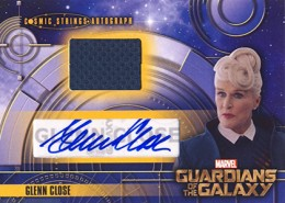 2014 Upper Deck Guardians of the Galaxy Autographs Gallery and Guide 18