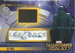 2014 Upper Deck Guardians of the Galaxy Autographs Gallery and Guide 17