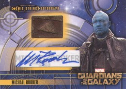 2014 Upper Deck Guardians of the Galaxy Autographs Gallery and Guide 20
