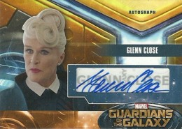2014 Upper Deck Guardians of the Galaxy Autographs Gallery and Guide 6