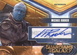 2014 Upper Deck Guardians of the Galaxy Autographs Gallery and Guide 4